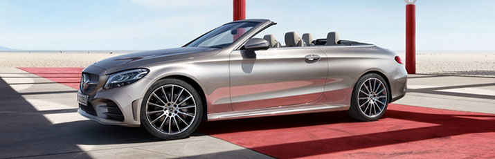 Oferta Mercedes Clase C 220 d Cabrio con Mercedes-Benz Alternative